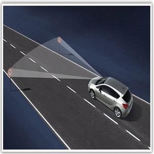 Система распознавания дорожных знаков (Opel Eye)