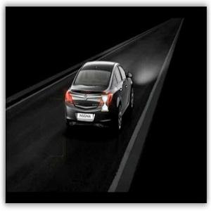 Система предупреждения о выезде из полосы (Opel Eye)