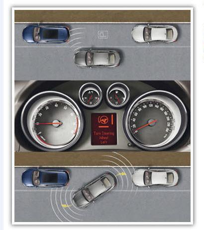 Система APA Расширенная помощь при парковке