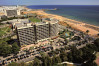 Great view of Hotel Vila Gale Ampalius and beach, Algarve