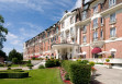 The exterior of Hotel Westminster, Northern France