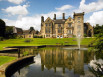 Superb exterior shot of Breadsall Priory, Derbyshire