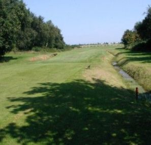 Sweeping fairways at Great Yarmouth & Caister Golf Club