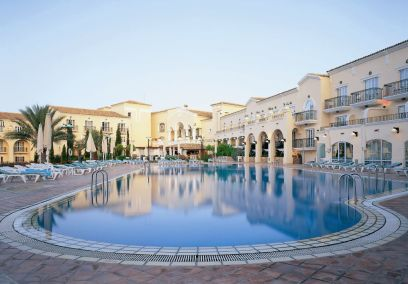 The superb Hotel La Manga Principe Felipe, Murcia