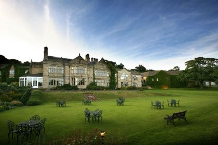 The fantastic 4* Marriott Hollins Hall, West Yorkshire