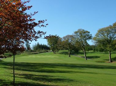 Tree-Lined Fairways add to the challenge