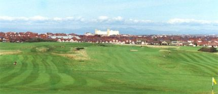 Open fairways at Blackpool North Shore Golf Club