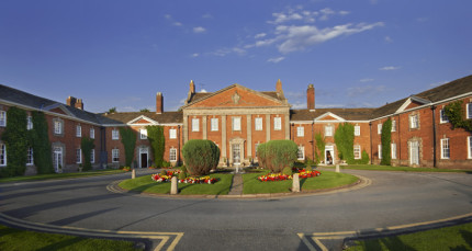The beautiful 18th century Georgian country house - De Vere Mottram Hall