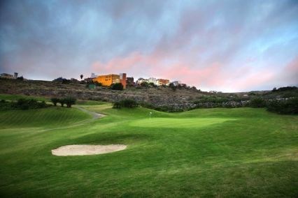 Stunning golf course at El Cortijo