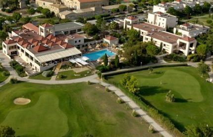 Golf Hotel de Montpellier Massane - Aerial View