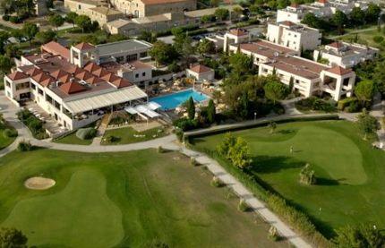 Golf Hotel de Montpellier Massane - Aerial View