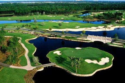 Hammock Beach Resort - Conservatory 8th Hole