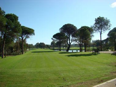 Kaya Eagles Golf Course, fairway