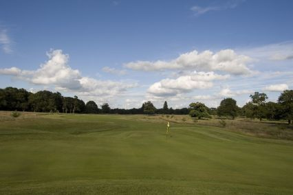 The great fairways at Luton Hoo are kept in superb condition