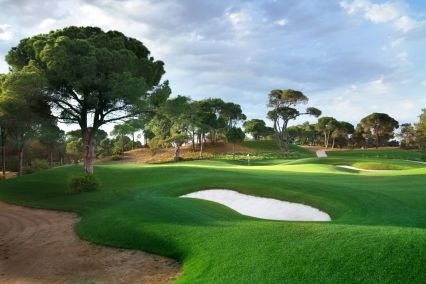 Montgomerie Maxx Royal Course, 15th hole