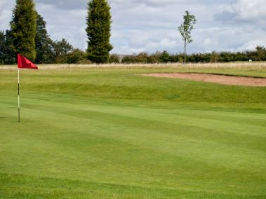 Mid Yorkshire Golf Club - Green