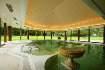 Enjoy the amazing onsite Spa & Swimming pool during your stay.