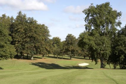 The undulating fairways at Shendish will definitely test your shot placement