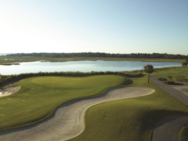 The 9th of Oak Point at Kiawah Island Golf Resort