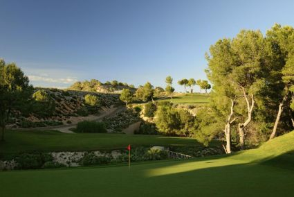 Club de Golf Las Ramblas - 4th Hole