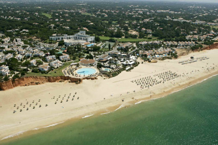 Unique coastal resort of Vale do Lobo located in the charming country of Portugal