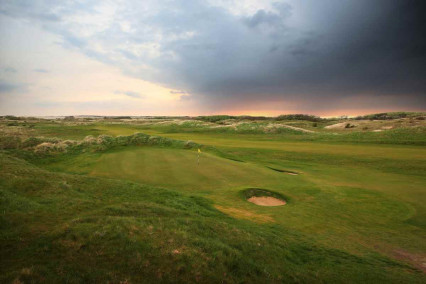 The stunning West Lancashire golf course located along England's famous golf coast