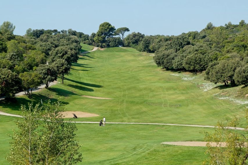 Golf De Marseille La Salette South Of France Book A