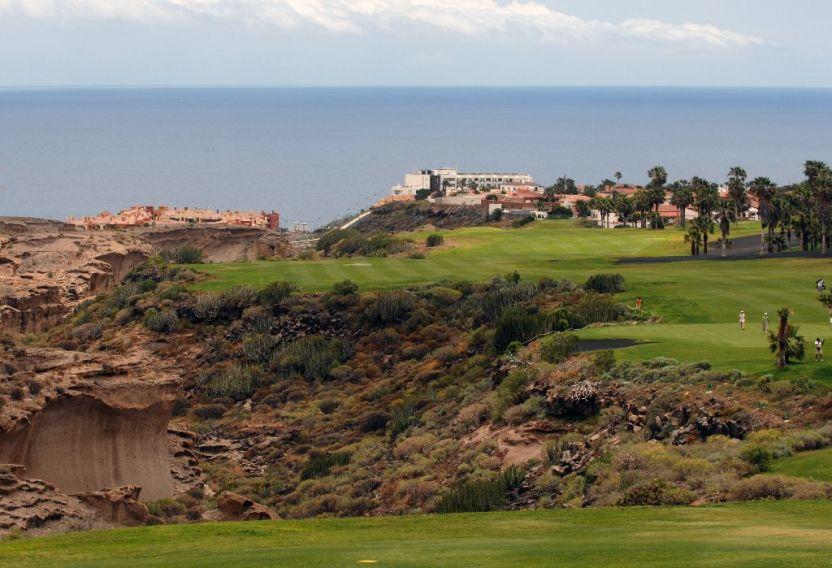 Golf del sur tenerife book a golf holiday or golf break - Jardin caleta tenerife sur ...