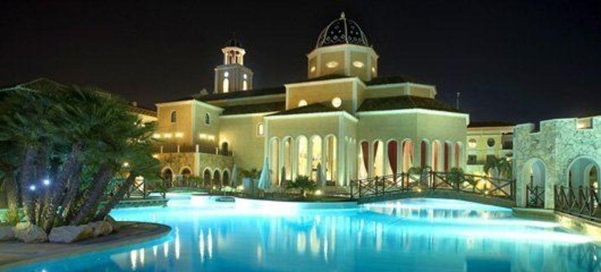 Испания аликанте отель бали испания