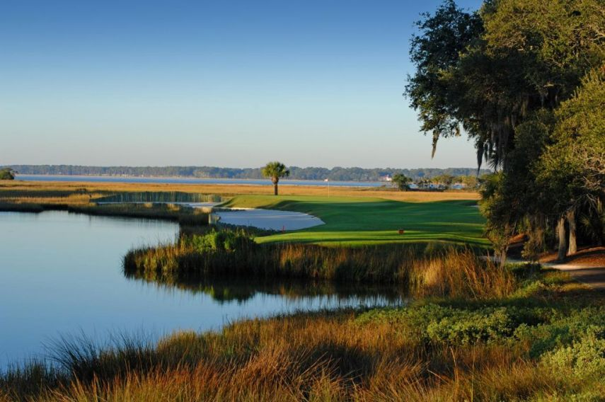 The Sea Pines Resort Hilton Head Book A Golf Holiday Or
