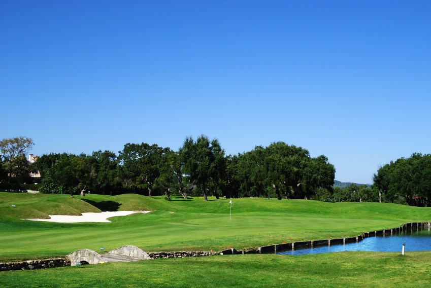 the old course san roque club malaga book a golf holiday or golf break. Black Bedroom Furniture Sets. Home Design Ideas
