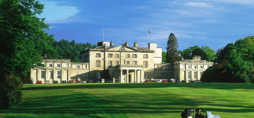 Cally Palace Hotel And Golf Course Gatehouse Of Fleet