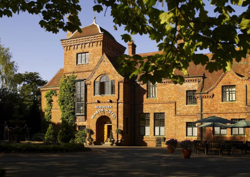 Aldwark Manor Golf Spa Hotel