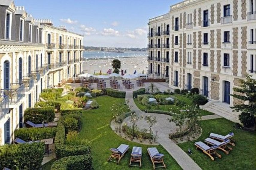 Dinard France  City pictures : grand hotel barrière dinard france superb hotel