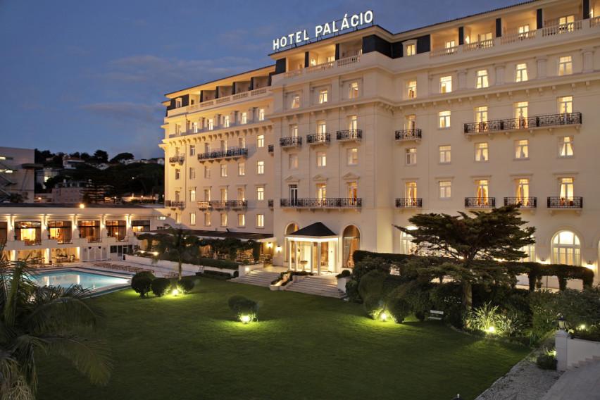 palacio estoril hotel golf estoril portugal book a golf holiday or golf break. Black Bedroom Furniture Sets. Home Design Ideas