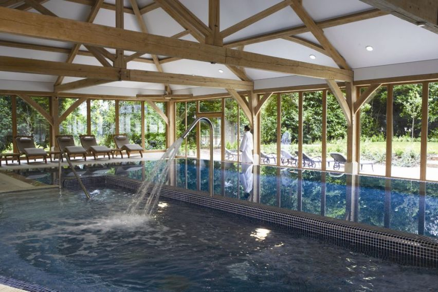 Luton hoo hotel golf spa bedfordshire book a golf break or golf holiday for Hotels in luton with swimming pool