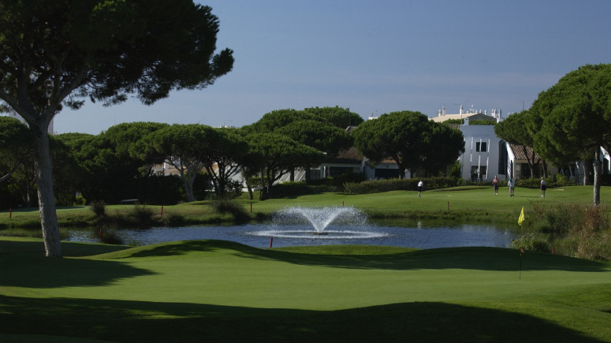 pinhal golf course  vilamoura