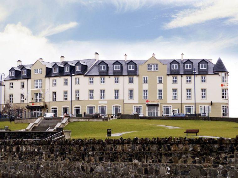 Royal hotel portrush northern ireland