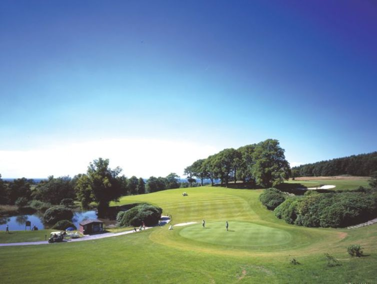 Book a golf break to shrigley hall hotel golf and country club