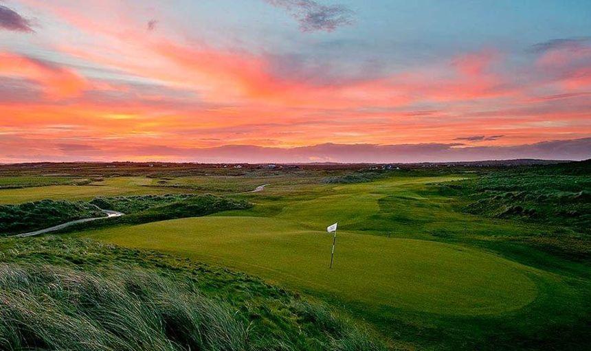 The Lodge Doonbeg Golf Club Clare Book A Golf Break Or Golf Holiday