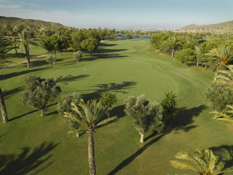 Book A Golf Holiday To La Manga Las Lomas Village Spain