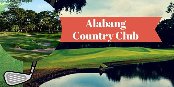 Alabang Golf Country Club - Discounts, Reviews and Club Info