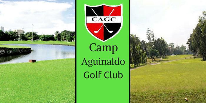 Camp Aguinaldo Golf Club - Discounts, Reviews and Club Info