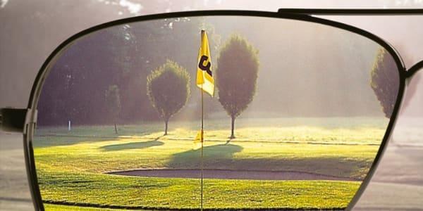Golfbrille