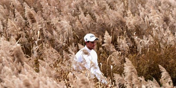 Zum Schluss war es ein bisschen wenig für Maximilian Kieffer. Alex Cejkas Geheimnis: Reis und Wasser. (Foto: Getty)