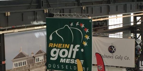 Impressionen der Rheingolf 2015 in Düsseldorf