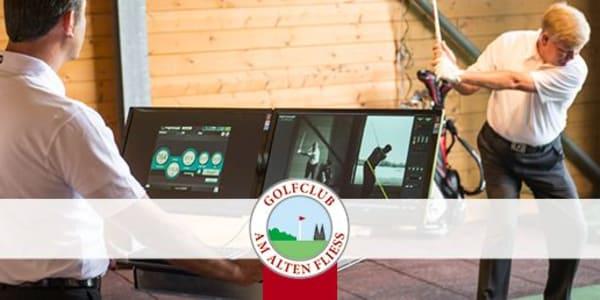 Die Golftrainer der vierköpfigen Golfschule Köln bieten Ihnen tolle Trainingsmöglichkeiten im Golfclub Am Alten Fliess. (Foto: Golf Post)