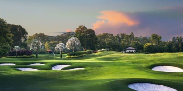 Der Kuala Lumpur Golf & Country Club ist regelmäßig Gastgeber hochklassiger Profi-Golfturniere.