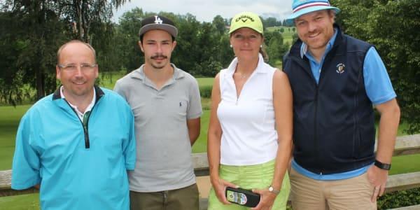 Golf Charity Turnier im GC Isarwinkel