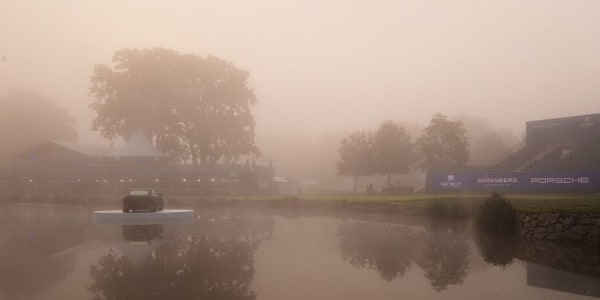 Porsche European Open 2016 nur drei Runden wegen Nebel